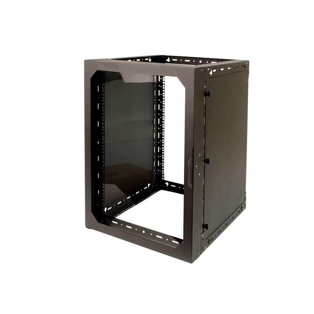 Wall Mount Rack 15U tall x 11U deep