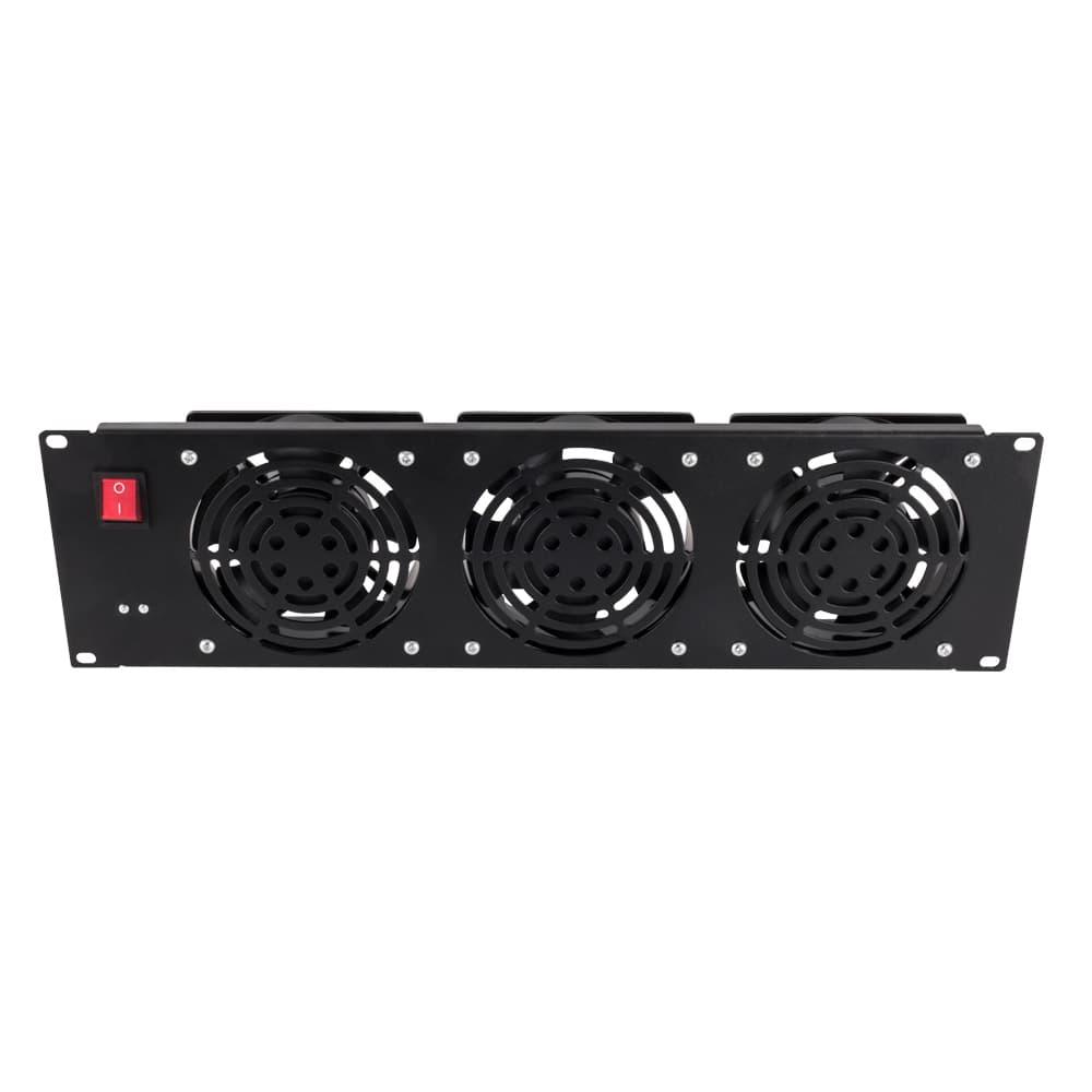 3U Rack Fan (3) Panel