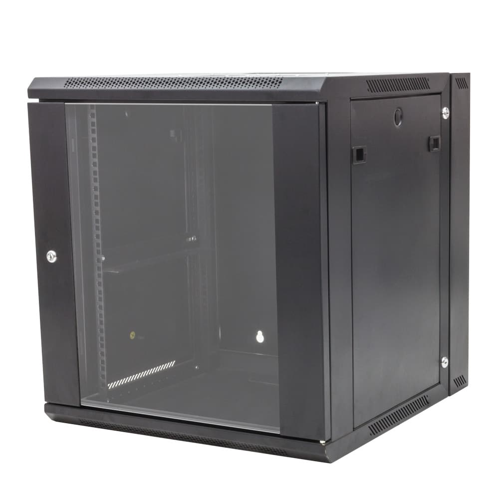 12Ux 600mm x 600mm Swing Out Wall Mount Cabinet
