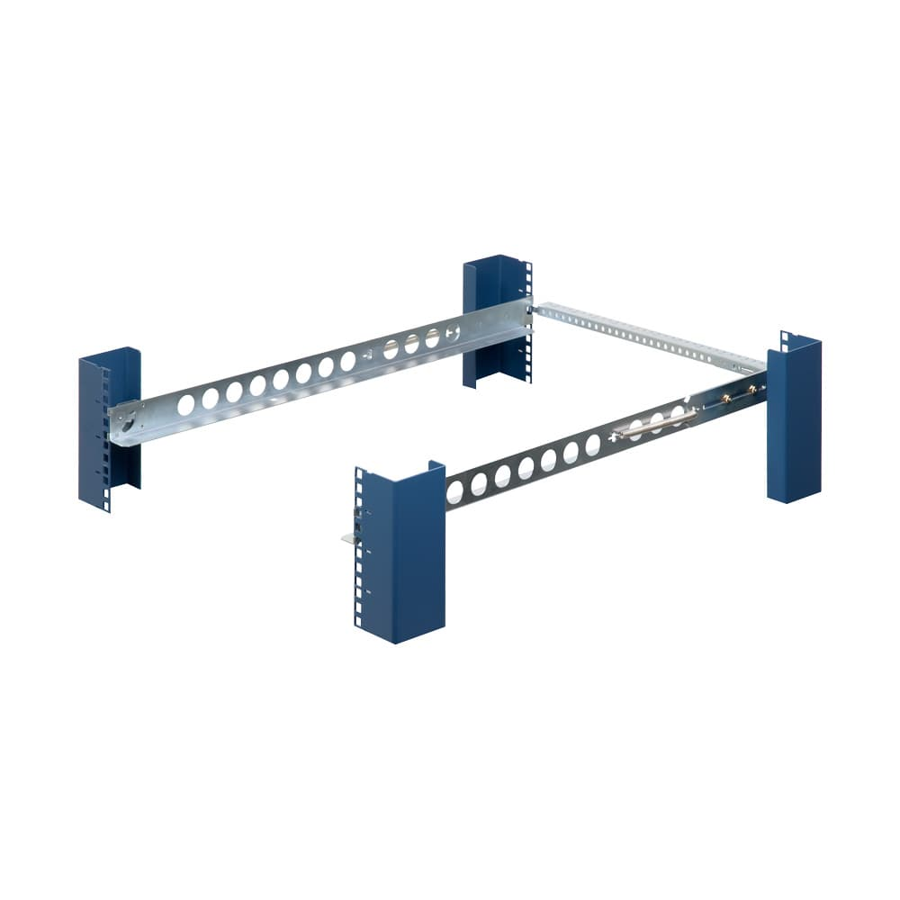 1U, Tool-less Rack Rails
