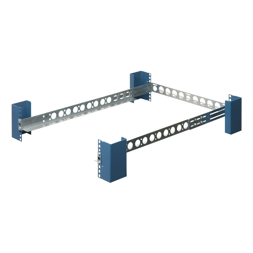 1U Universal Rack Rails