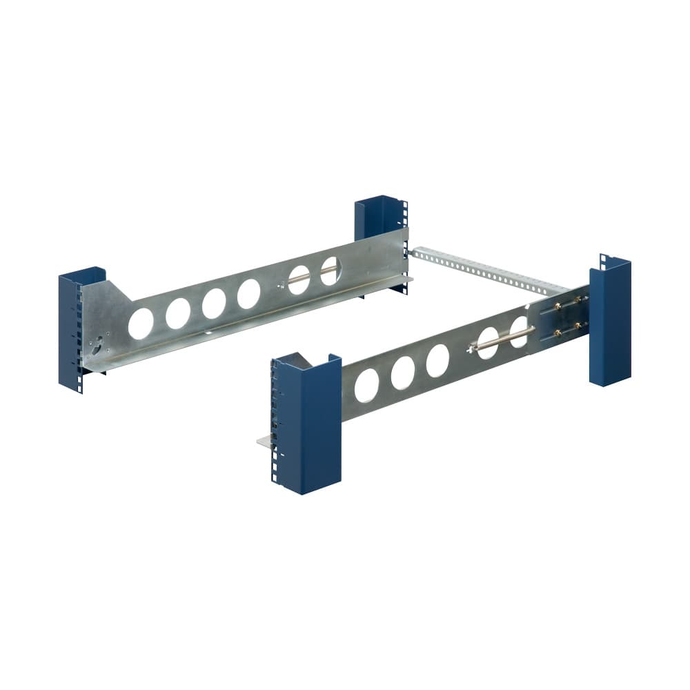 3U, Tool-less Rack Rails