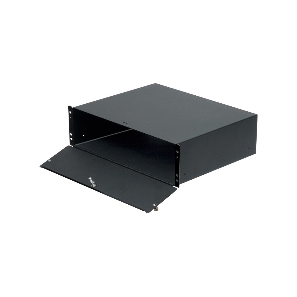 3U Lockable Rackmount Box