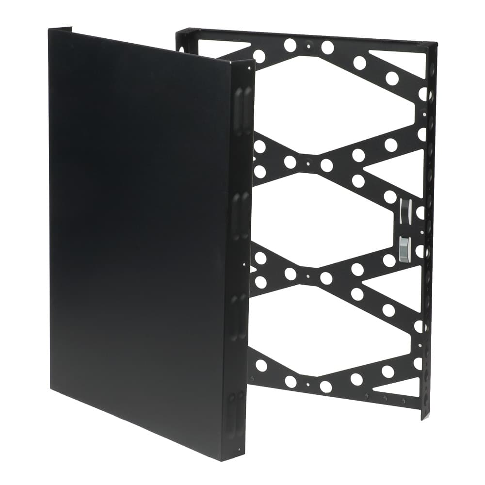 2U Wallmount Rack